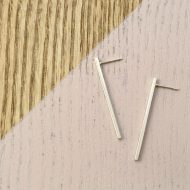 long-linear-stud-handmade-jewellery